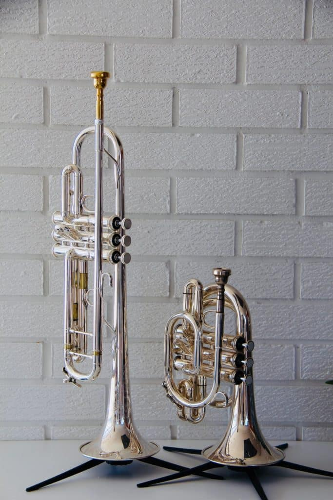 Bb Trumpet with Pocket Trumpet