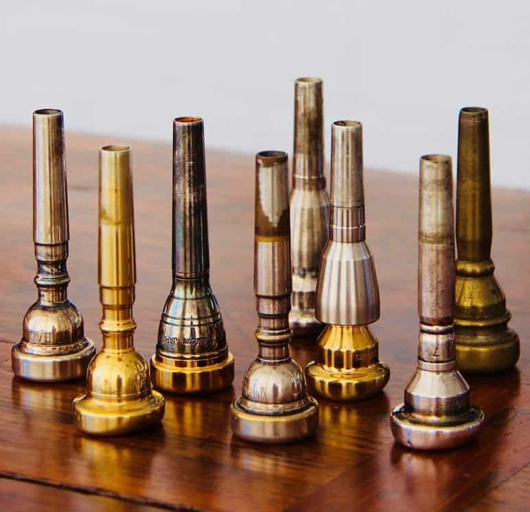 The Trumpet Mouthpiece - Different Mouthpieces