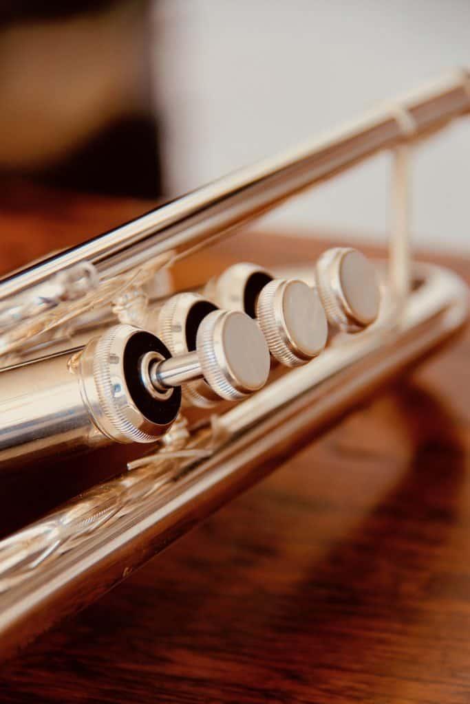 valves on a trumpet