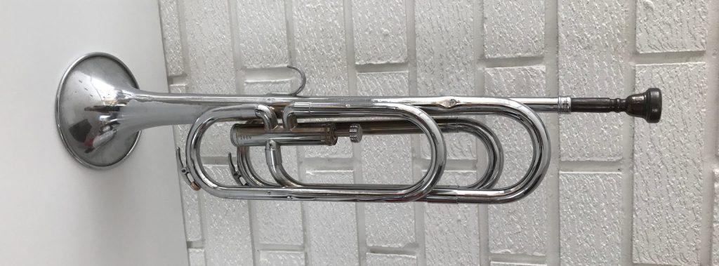 Valved Bugle